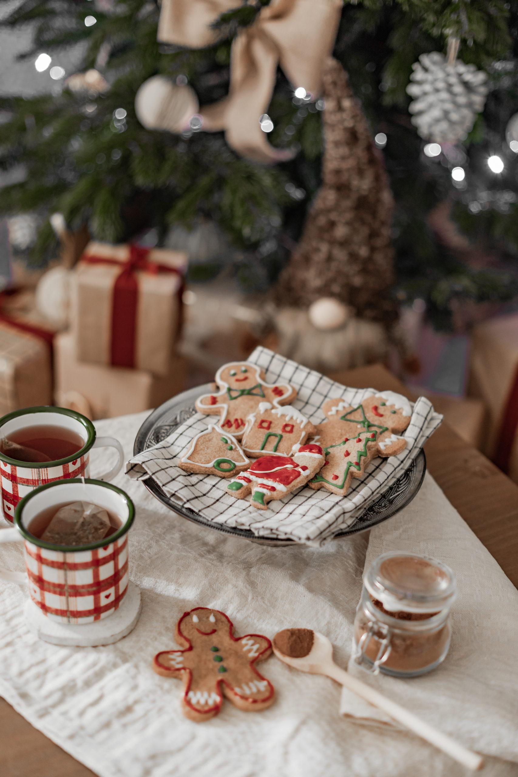 Nos biscuits de Noël