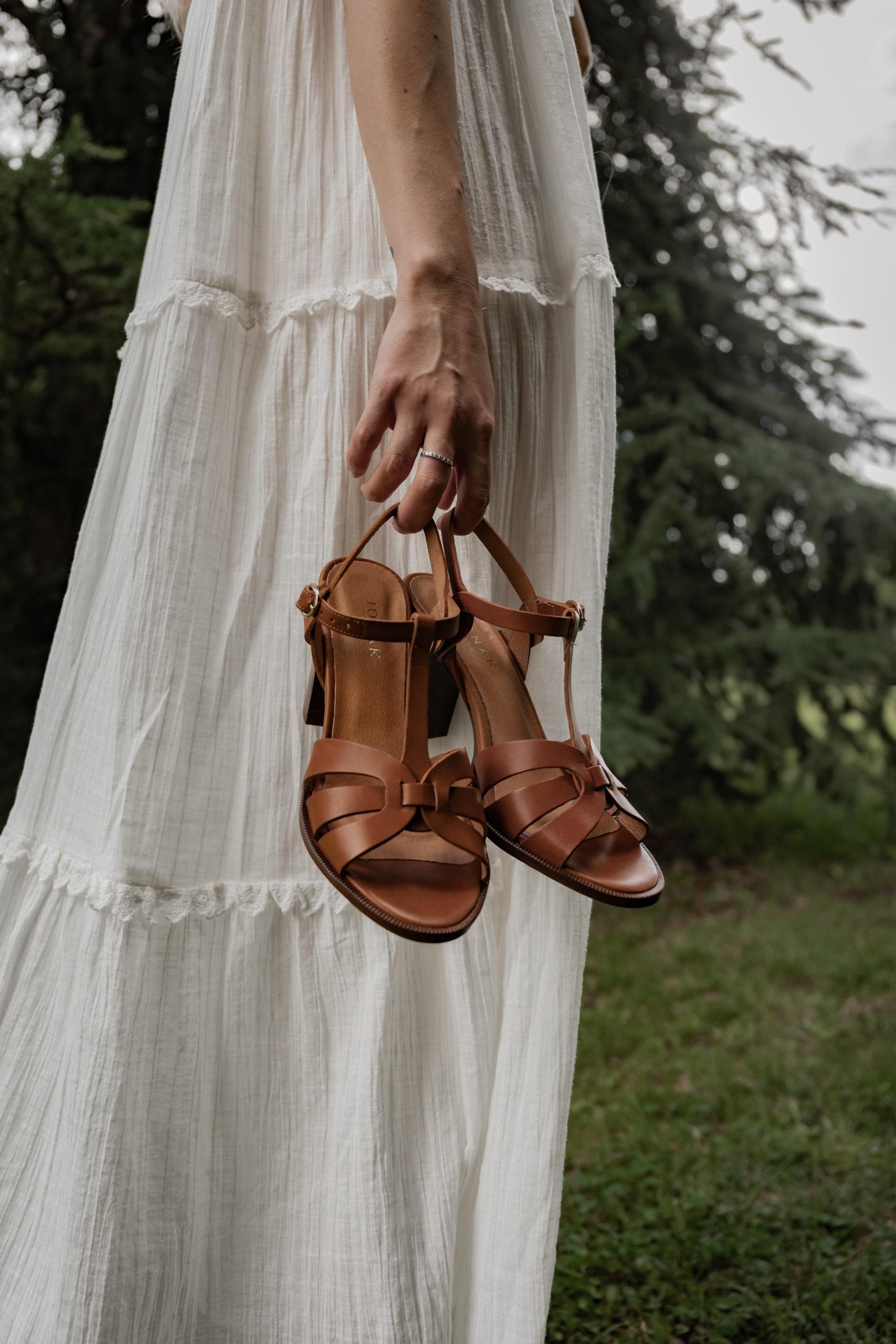 Mes chaussures d'été